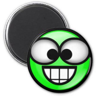 BigSmile-Green Magnet