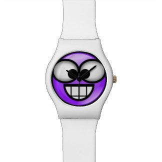 BigSmile-Purple Watch