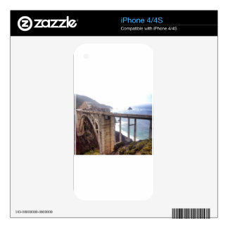 BIGSUR1 iPhone 4 DECAL