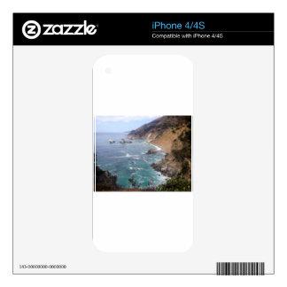 BIGSUR2 iPhone 4 DECALS