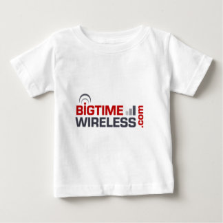 Bigtime Wireless logo Baby T-Shirt