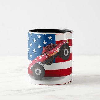 bigtruck Stallion Two-Tone Coffee Mug