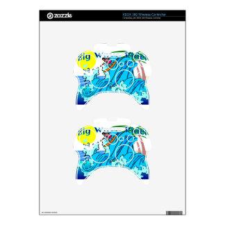 bigwaveriderpic.PDF Xbox 360 Controller Skin