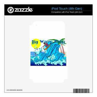bigwaveriderpic.PDF Decals For iPod Touch 4G