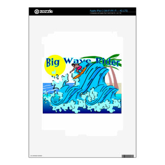bigwaveriderpic.PDF iPad 3 Skin