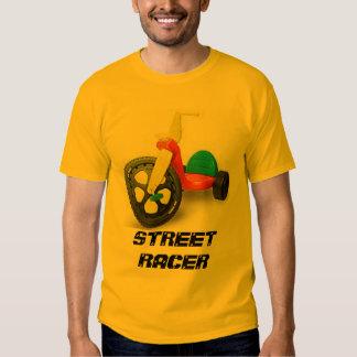 BigWheel, STREET RACER Tee Shirt