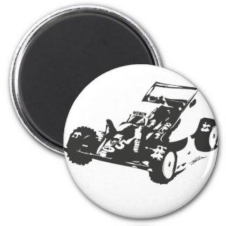 Bigwig Off Road Buggy Magnet