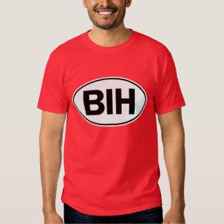 BIH Oval ID Tee Shirt