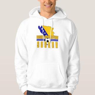 BiH Soccer Hooded Sweatshirt