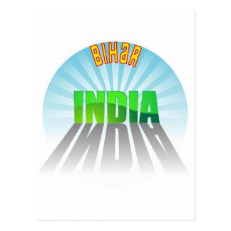 Bihar Postcard