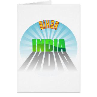 Bihar Stationery Note Card