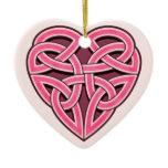 Bijii Heartknot Ornament
