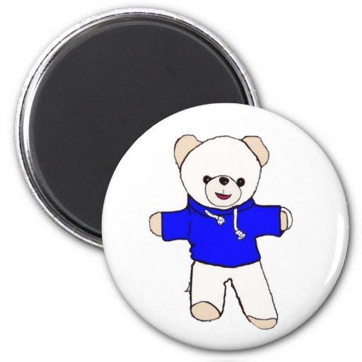 Bijntje Snuggle Bear Magnet