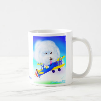 Bijon Frise Pilot Mug