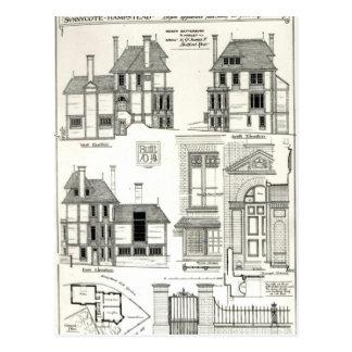 Bijou Residence Sunnycote, Hampstead, Postcard