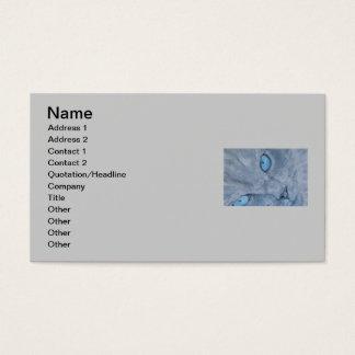 Bijou the Ragdoll Cat Business Card