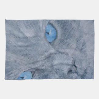 Bijou the Ragdoll Cat Hand Towel