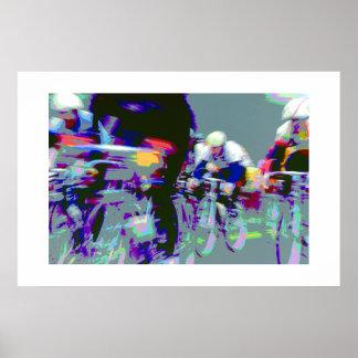 Bike #3-Poster Poster