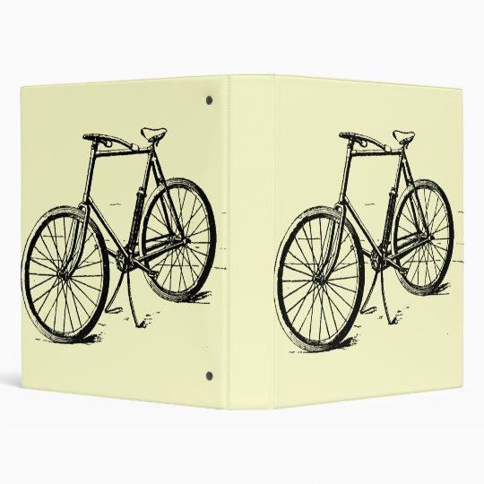 bike 3 ring binder