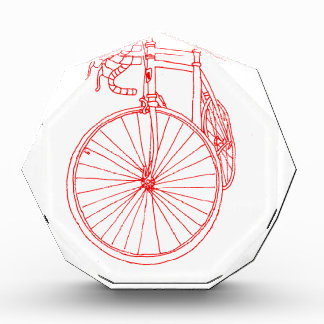 Bike Acrylic Award