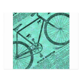 Bike Ad Post Cards