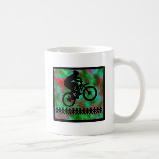Bike Among US Coffee Mug