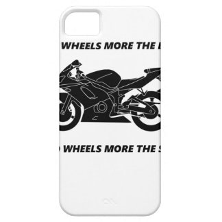 Bike and body soul iPhone SE/5/5s case