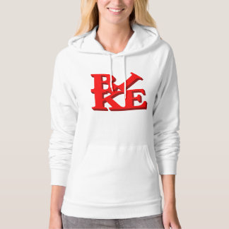 Bike Art Sculpture Hoodie