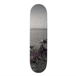 Bike At Mackinac Select Color Skateboard Deck