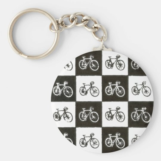 bike, bicycle; biking/cycling keychain