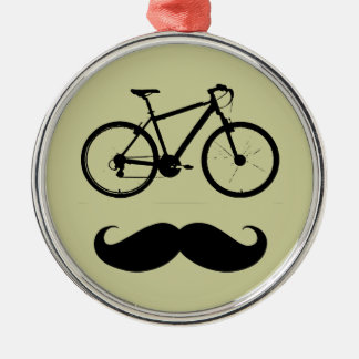 bike , bicycle ; biking / cycling metal ornament
