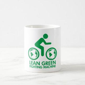 Bike Bicycle Green Coffee Mug