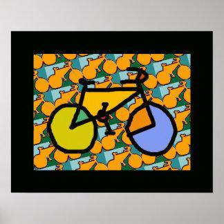 bike bikes pop art decor