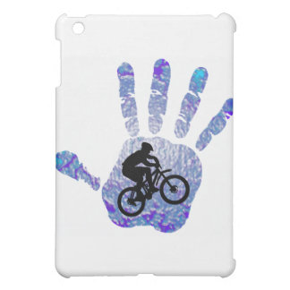 Bike Blue Bird Cover For The iPad Mini