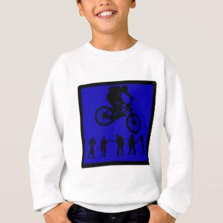 Bike Blue Souls Sweatshirt