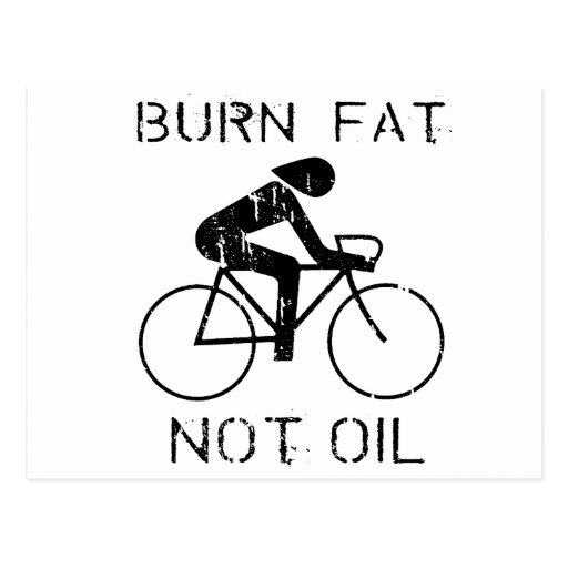 Burn the fat not the