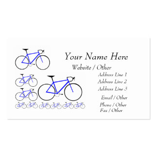 bike card business cards