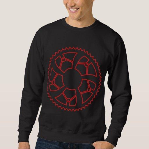 Bike Chainring Sweatshirt