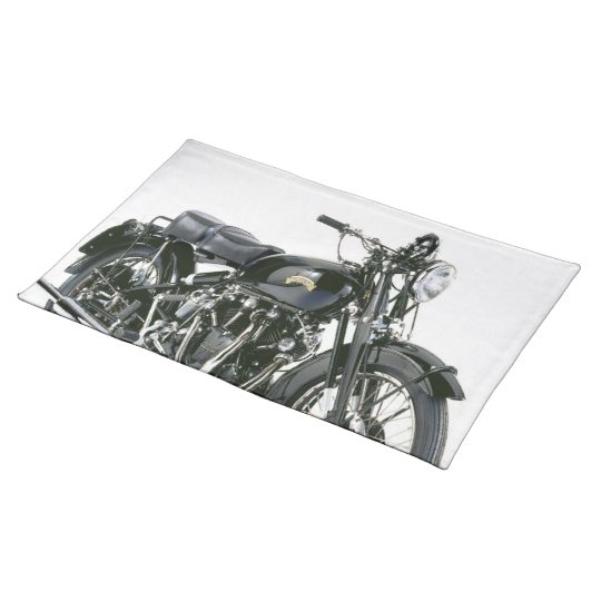 BIKE CLOTH PLACEMAT