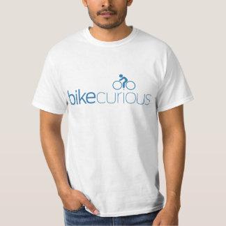 Bike Curious Tee
