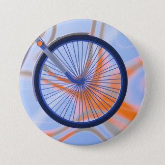 Bike Cycle - Bicycle Wheel Button
