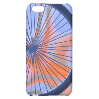 Bike Cycle - Bicycle Wheel Case For iPhone 5C