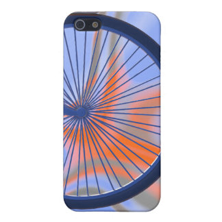 Bike Cycle - Bicycle Wheel iPhone SE/5/5s Cover
