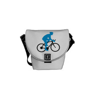 Bike cycling courier bag