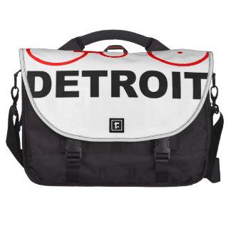 Bike Detroit T-Shirts.png Laptop Bag