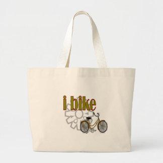 bike diseño de la BICI y del piñón del ORO Bolsa