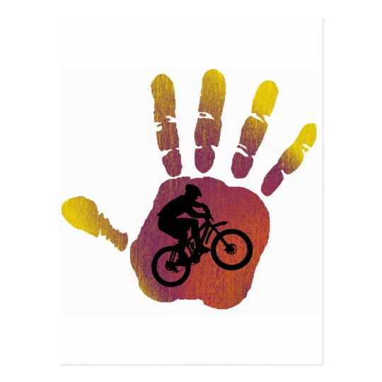 Bike Dub Styleeee Postcard