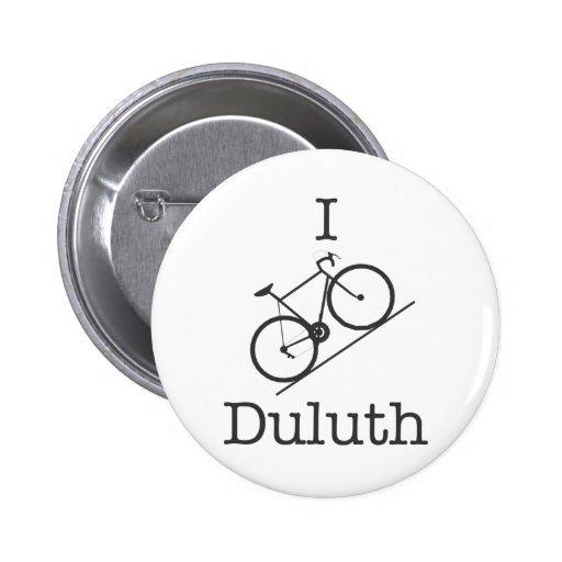 Bike Duluth Pin