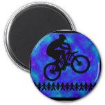 Bike el Bluegrass Iman De Frigorífico