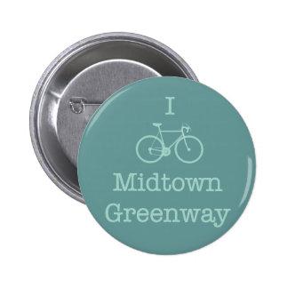Bike el Greenway del Midtown Pin